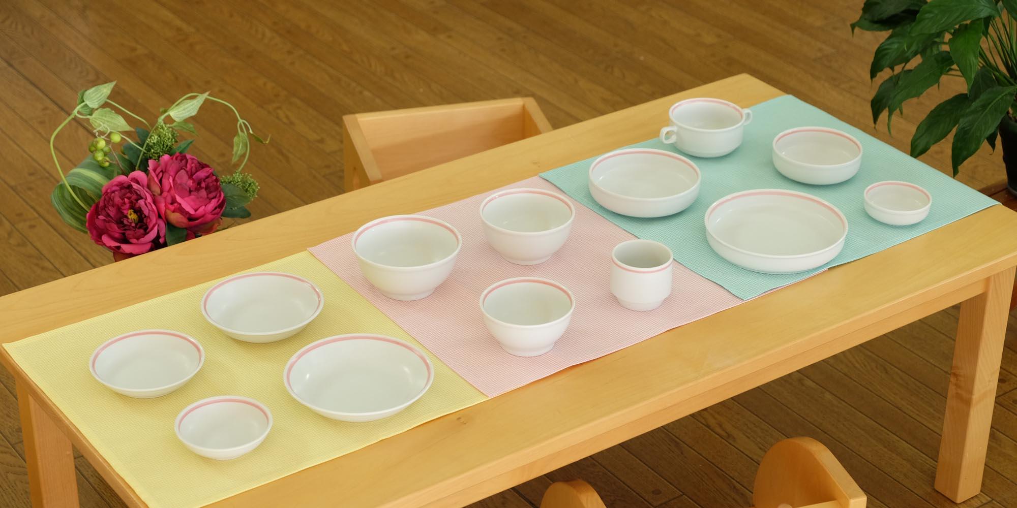 保育 給食食器 保育園 幼稚園のための専門会社
