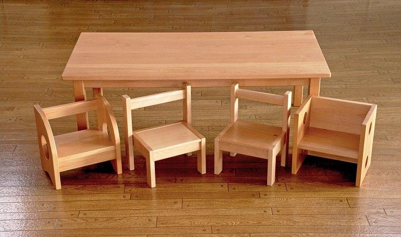 保育 保育園 机(テーブル)&椅子